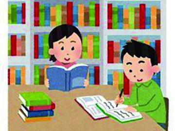 不登校の居場所プロジェクト「子どもカフェ」~図書館に行こう!~