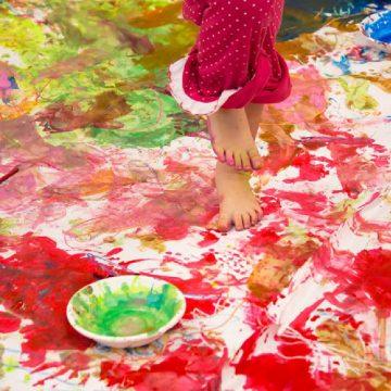 どこにもないアート教室「ちびちびぽっく」