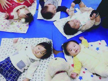 赤ちゃんと音楽との関わりを学ぶ Music Together ベビークラス体験会