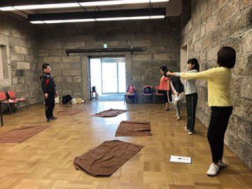 小・中学生ママ(更年期世代)の健康運動講座!(4週連続講座)