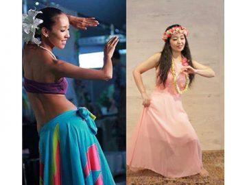 フラ&タヒチアンダンスショー