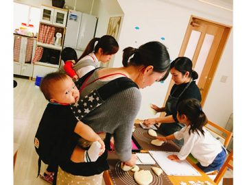 子連れパン教室★petit bonheur★
